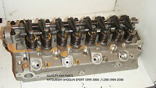 Mitsubishi Shogun Pajero L200 Cylinder Head  Complete Brand  NEW READY TO FIT