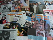 TRAVIS - MAGAZINE POSTER/CUTTINGS COLLECTION (REF T20)