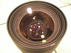 Barco/Christie EN12 503-0057-01 (0.8) Short Throw Fixed projector Lens