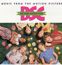 The Baby Sitters Club-1995- Original Movie Soundtrack-10 Track-CD