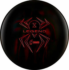 15lb Hammer Black Widow Legend Hybrid Reactive Bowling Ball Black/Red