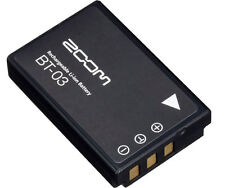 ZOOM BT03 - Batteria ricaricabile per Zoom Q8