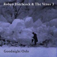 Hitchcock Reggiseno / Venus 3 - Goodnight Oslo Nuovo CD