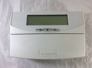 HONEYWELL T7350B 1002 7350 COMMERCIAL PROGRAMMABLE DIGITAL LCD THERMOSTAT