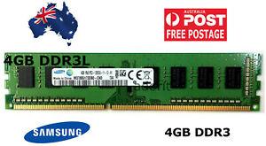 4GB Samsung M378B5273CH0-CK0 PC3-12800U DDR3 240-P 2Rx8 Non-ECC Computer Memory