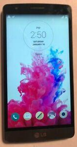 READ LG G3 Vigor LS885 - 8GB Black (Sprint) Twigby Fast Ship Excellent Used