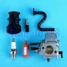 Carburetor Spark plug carb kit for STIHL 066 MS660 MS650 064 Zama C3A-S31