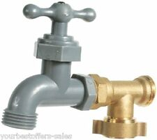 Camco 22463 RV Water Faucet 90 Degree Plumbing Tools RV Campers Parts Brand New