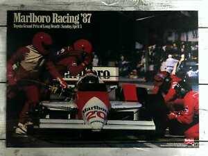 Vintage Marbro racing 87 Toyota Grand Prix Long Beach send it April 5