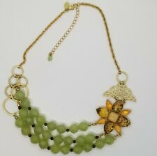 Vintage Lydell NYC Beaded Necklace