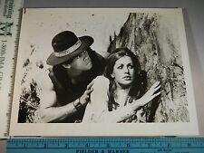Rare Orig VTG 1979 Jim Kelly Catherine Spaak Take A Hard Ride CBS TV Movie Photo