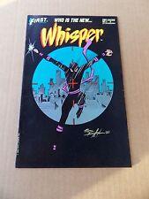 Whisper 4  . First 1986  -    VF - minus