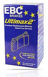 EBC ULTIMAX FRONT BRAKE PADS DPX2067 for Vauxhall Mokka & mokka X