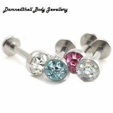 Labret Surgical Steel 16g (1.2 mm) Body Piercing Jewellery