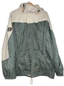 Mens Burton Tactic Snowboards Ski/Snowboarding Jacket Size XXL Beige
