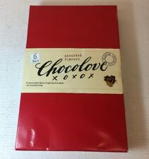 Chocolove Xoxox Chocolate Bars - 6 Pack Assorted flavors (z)