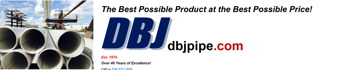 DBJ Corporation | Valves & Piping