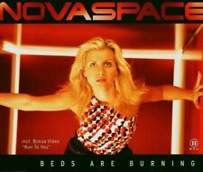 Novaspace Beds are burning (2003, #6746012) [Maxi-CD]