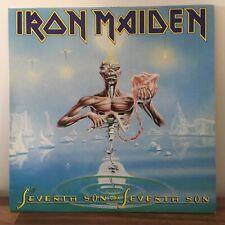 Iron Maiden Seventh Son Of A Seventh Son Vinyl LP