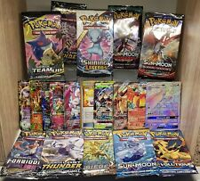Pokemon Cards 1x Booster 1x Ultra Rare GX/EX wicked gift amazing packaging