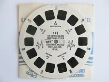 VIEW MASTER VIEWMASTER 147 SANCTUARY OF OUR SORROWFUL MOTHER OREGON U.S.A.
