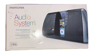 Memorex iPOD Digital Audio System for iPOD Mi3020 With Remote in Orig Box