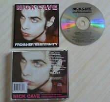 CD ALBUM FROM HER TO ETERNITY NICK CAVE 10 TITRES