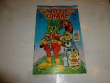 BUCKY O'HARE Comic - No 1 - Date 02/04/1992 - DC Thonpson Comics
