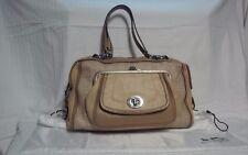 100% Authentic Vintage Tan  Coach Handbag! Stunning N0 M0873-13377