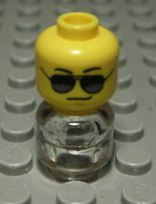 Lego Figur Zubehör Kopf Mann                                             (347 #)