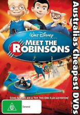 Meet The Robinsons DVD NEW, FREE POSTAGE WITHIN AUSTRALIA REGION 4