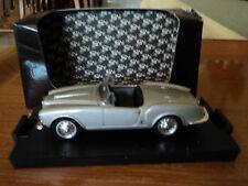Brumm 1/43 Lancia Aurelia B24 spider aperta 1955 silver