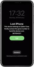 Deblocage iCloud Lost Mode - iCloud unlock World Wide