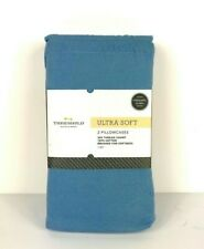 300 Thread Count Ultra Soft Solid Pillowcase Set of 2- Threshold~Standard/Queen