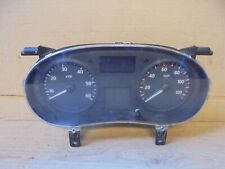 RENAULT TRAFIC 2010 2.0 DCI DIESEL MANUAL WITH ABS SPEEDO CLUSTER 8200283196--E