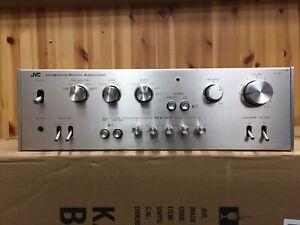 Vintage Stereo Amplifier Amp JVC VN-700 Hi-Fi Separate JAPAN
