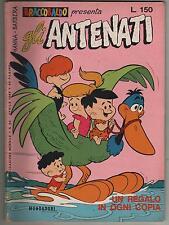 Braccobaldo presenta GLI ANTENATI N.94 mondadori 1969 hanna barbera comics italy
