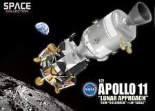 Maquette Apollo 11 Approche Lunaire Module CSM Columbia LEM Eagle Dragon 1/72