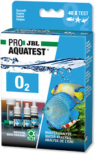 JBL Proaquatest O2 Oxygen Freshwater Saltwater Pond Test Suppress