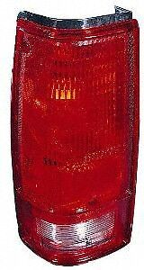 Tail Light LH fits: 82-93 Chevy / GMC S10 S15