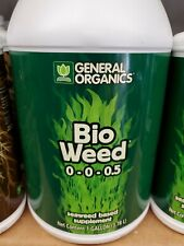 General Organics BioWeed 128oz / 1 Gallon - Seaweed 0.2-0-0.3 GH Natural SALE