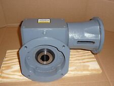BOSTON GEAR GEARBOX SPEED REDUCER, SRF726W30NB56, 30:1 Ratio, Includes Hardware