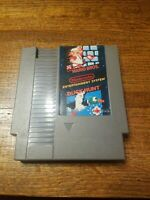 Super Mario Bros/Duck Hunt NES MH-USA Cartridge Only - Tested Cleaned See Descr