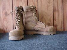 "SALE Factory Seconds Corcoran Mens 10"" Coyote Combat Boots CV27546 - Size 9 D"