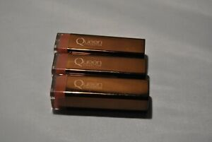 LOT OF 3 CoverGirl Queen Collection Lipstick Nude Attitude # Q495 0.12 OZ