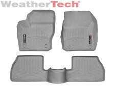 WeatherTech Floor Mats FloorLiner for Ford Focus - 2012-2018 - Grey