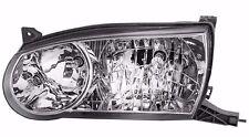 2001 2002 TOYOTA COROLLA HEADLIGHT HEADLAMP LIGHT LAMP LEFT DRIVER SIDE