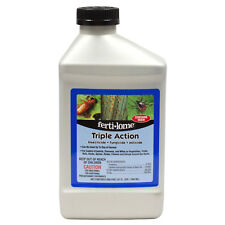 Triple Action Insecticide Fungicide Miticide For Fruits Vegetables Flowers 1 Qt