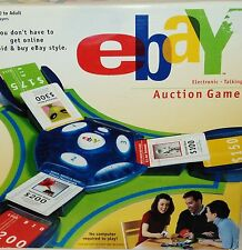 The EBAY Electronic Talking Auction Game Ages 10 to Adult 3 to 4 players