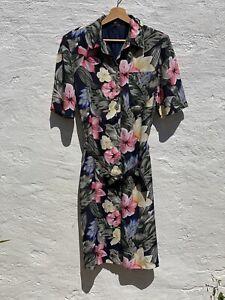 Hawaiian Summer Dress Size 14